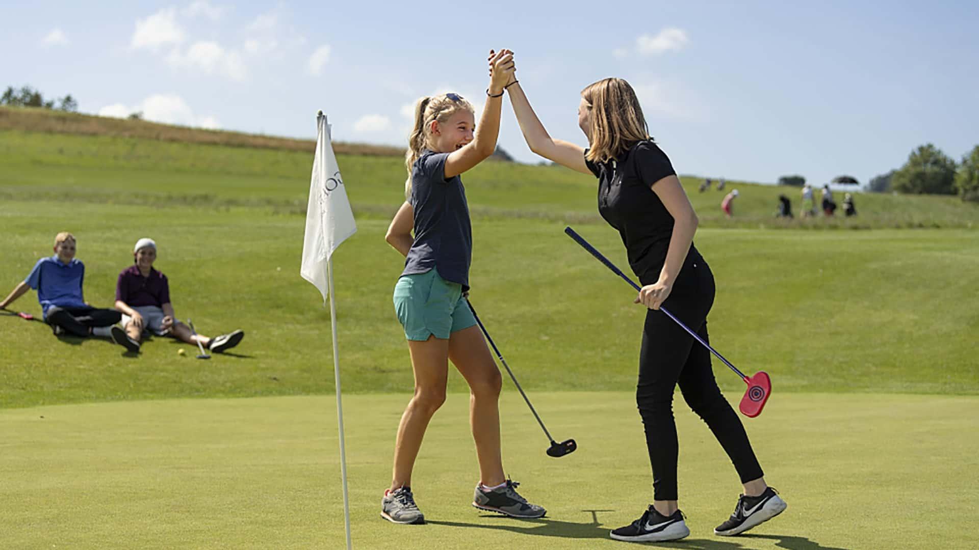 Golf für Nichtgolferinnen und Nichtgolfer